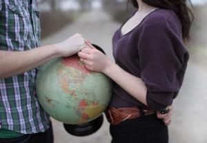 couple éloigné géographiquement